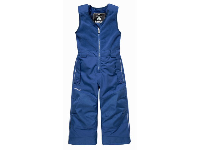 Kamik Storm Solid Pantalones Niños, navy/marine